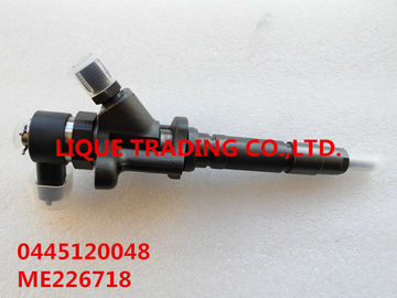 China BOSCH Common rail injector 0445120048 , 0 445 120 048 , 0445 120 048 for MITSUBISHI 4M50 ME226718 , ME222914 supplier