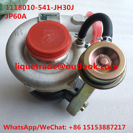 China Genuine and new turbocharger JP60A , 1118010-541-JH30J , 1118010541JH30J supplier