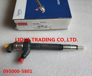 China GENUINE fuel injector 095000-5800 , 095000-5801 for FORD Transit 6C1Q-9K546-AC , 6C1Q9K546AC supplier