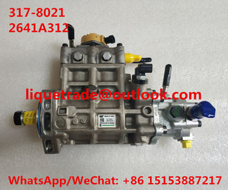 China CAT Genuine Fuel Pump 317-8021 , 2641A312 For Caterpillar CAT pump 3178021 , 317 8021 supplier
