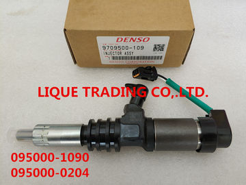 China DENSO Common rail injector 095000-0200, 095000-0204 , 9709500-020 = 095000-1090, 095000-1091, 9709500-109 supplier