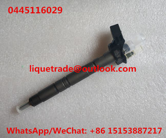 China BOSCH Common Rail injector 0445116029 , 0445116030 , 0 445 116 029 , 0 445 116 030 supplier