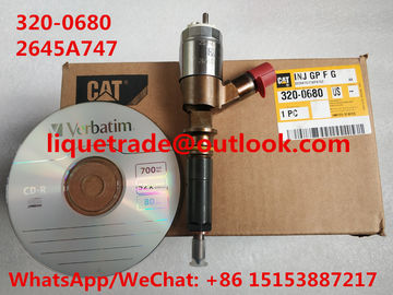 China CAT Fuel Injector 320-0680 , 3200680 For Caterpillar CAT 2645A747 supplier