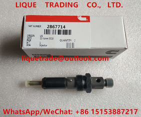 China CUMMINS INJECTOR 2867714 genuine and new common rail injector 2867714 supplier