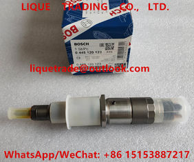 China BOSCH Common rail injector 0445120123 , 0 445 120 123 , 4937065 , 0445 120 123 , 445120123 supplier