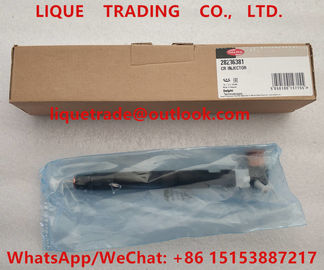 China DELPHI Common rail injector 28236381 , 33800-4A700 , 338004A700 for HYUNDAI Starex supplier