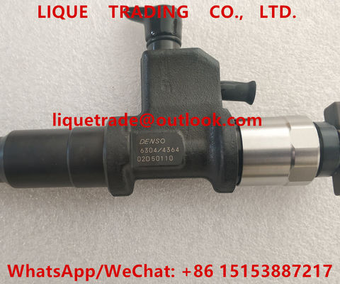 China DENSO Fuel Injector 0950006304 , 0950004364 , 1-15300436-2 , 1153004362 , 15300436 , 095000-6303 supplier