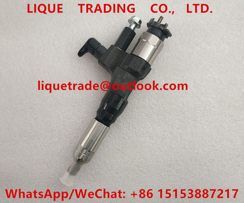 China DENSO 5284 Common rail injector 9709500-528 , 095000-5280, 095000-5284 for HINO Truck J08E 23910-1360, 23670-E0291 supplier