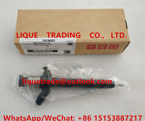 China DENSO genuine injector 095000-8110 , 1465A307 common rail injector 0950008110 supplier
