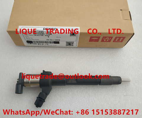 China DENSO fuel injector 295050-1760, 1465A439 , SM295050-1760 , 9729505-176, 2950501760 for MITSUBISHI supplier