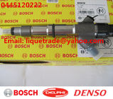 China BOSCH Genuine Common rail injector 0445120222 for W EICHAI 612600080618 factory