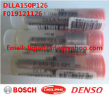 China BOSCH Genuine & New Fuel Injector Nozzle DLLA150P126 / F019121126 factory