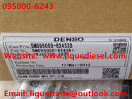 China DENSO injector 095000-6240, 095000-6243 for NISSAN 16600-VM00A, 16600-VM00D, 16600-MB400 factory