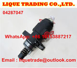 China Original Deutz unit pump 04287047 C 0428 7047 C fuel injection pump for Deutz 2011 engine factory