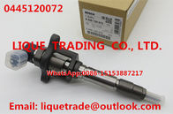 China BOSCH GENUINE Common rail fuel injector 0445120072 / 0 445 120 072 for MITSUBISHI 4M50 ME225416 factory