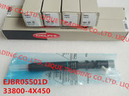China DELPHI INJECTOR EJBR05501D Original Common Rail Injector EJBR05501D / R05501D for KIA 33800-4X450 factory