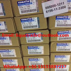 China DENSO Common Rail Injector 095000-1211 for Komatsu 6156-11-3300 , 6156113300 factory