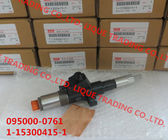 China DENSO common rail injector 095000-0761, 095000-0760, 1-15300415-1, 1-15300415-0, 1153004151, 1153004150 factory