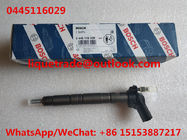 China BOSCH Common Rail injector 0445116029 , 0445116030 , 0 445 116 029 ,0 445 116 030 factory