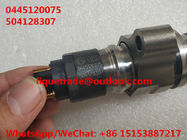 China BOSCH Common Rail Injector 0445120075 , 0 445 120 075 for IVECO 504128307, CASE NEW HOLLAND 2855135 factory