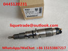 BOSCH Common rail injector 0445120231 , 0 445 120 231 , 0445 120 231