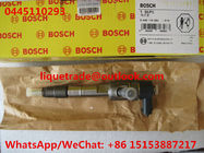 BOSCH Common Rail Injector 0445110293 / 0 445 110 293 / 0445 110 293  / 1112100-E06 for Great Wall Hover