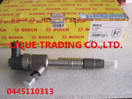 BOSCH Common rail injector 0445110313, 0 445 110 313, 0445 110 313, 0445110445, 0445110446 for FOTON 4JB1