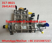 China CAT Genuine Fuel Pump 317-8021 , 2641A312 For Caterpillar CAT pump 3178021 , 317 8021 company