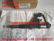 China DENSO fuel injector 095000-5221, 095000-5222, 095000-5225, 095000-5226  for HINO 700 Series E13C company