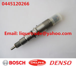 BOSCH Common rail fuel injector 0445120266 for WEICHAI 612630090012, 612640090001