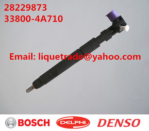China DELPHI Original Common Rail Injector 28229873 / 338004A710/33800-4A710 for KIA / STAREX factory