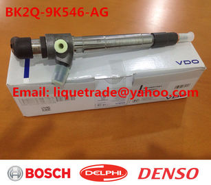 China BK2Q9K546AG/1746967 Common Rail Injector , Original Diesel Fuel Injector BK2Q-9K546-AG / 1 factory