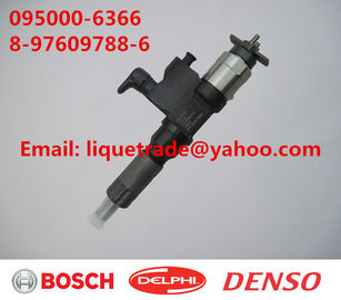 China DENSO injector 095000-6366 / 095000-6363 for Isuzu 8-97609788-6, 8976097886, 05R08994 factory
