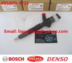 China DENSO injector 095000-7720, 095000-7730, 095000-7731 for TOYOTA 23670-30320, 23670-39295 factory