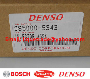 China Injector 095000-5343 095000-5342 095000-5341 095000-5344 for 8-97602485-3 8-97602485-2 factory