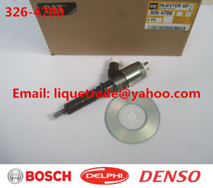 China CAT CR Injector 326-4700 / 3264700 / 32F61-00062 for CAT 320D Excavator D18M01Y13P4752 factory