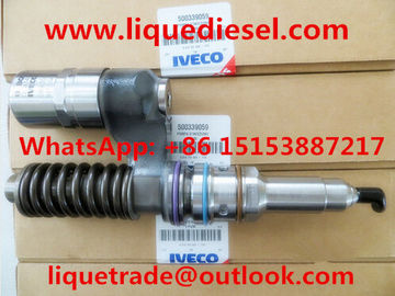 China Genuine and New Unit Injector 0414701006 for IVECO FIAT CASE NEW HOLLAND 500339059 factory