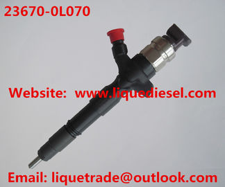 China DENSO common rail injector 095000-8740, 095000-8530 for TOYOTA 23670-0L070, 23670-09360 factory