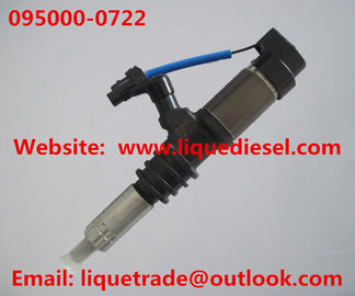 China DENSO Common rail injector 095000-0720, 095000-0721, 095000-0722 for MITSUBISHI 6M60T factory