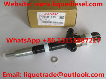 China DENSO injector 095000-0750, 095000-0751, 095000-0530, 9709500-075  for TOYOTA 23670-30020 factory