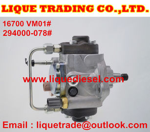 China DENSO pump 294000-0780,294000-0781,294000-0783,294000-0785,16700 VM01A,16700-VM01A factory