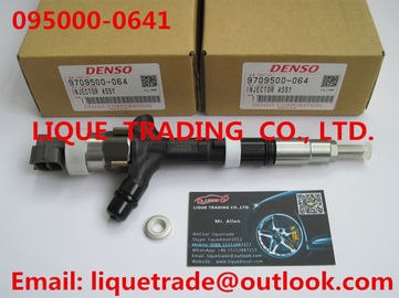DENSO Genuine and New CR injector 095000-0640, 095000-0641, 095000-0430,9709500-064  for TOYOTA 23670-27020, 23670-29025