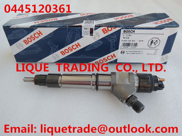China BOSCH 0445120361 Common rail injector 0445120361 for SAIC-IVECO HONGYAN 5801479314 factory