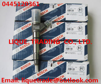 China BOSCH 0445120361 Common rail injector 0445120361 / 0 445 120 361  for SAIC-IVECO HONGYAN 5801479314 factory