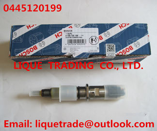 China BOSCH injector 0445120199 / 0 445 120 199 Genuine & New Common Rail Injector 0445120199 for Cummins 4994541 factory