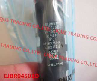 China DELPHI INJECTOR EJBR04501D Common Rail Injector EJBR04501D for SSANGYONG A6640170121,6640170121 factory
