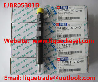 China EJBR05301D Original Common Rail injector EJBR05301D for YUCHAI F50001112100011 factory