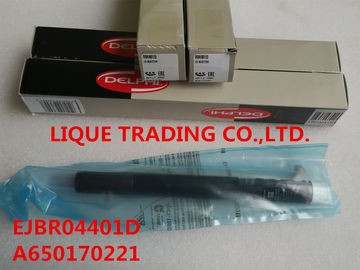 China Common rail injector EJBR04401D, R04401D  for SSANGYONG A6650170221, 6650170221 factory