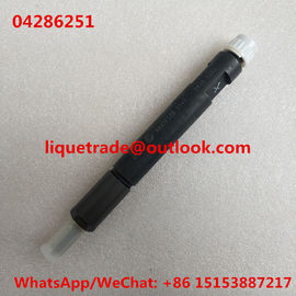 China Common rail injector 04286251 / 0428-6251 / 0428 6251 factory
