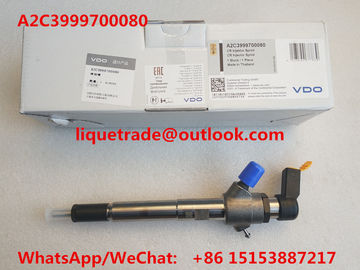 China VDO Common rail injector 92333 A2C3999700080 for 3.2L 7001105C1 factory